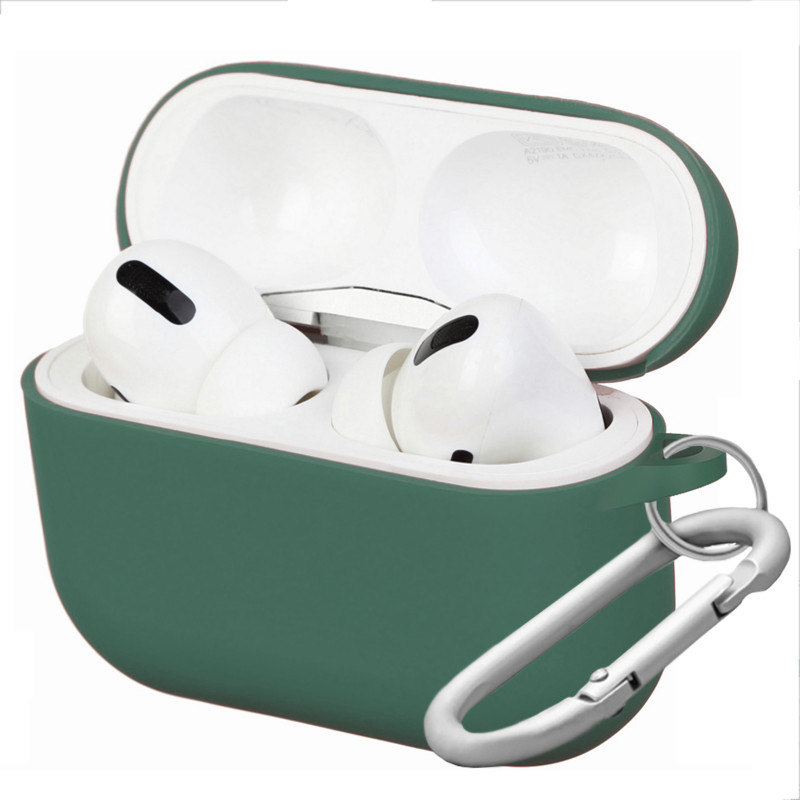 Silicone Case for AirPods Pro Pacific Green (49) - 1