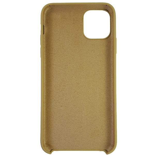 Чехол Copy Silicone Case iPhone 11 Pro Max Gold (28) - 4