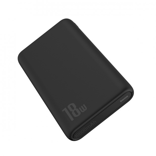Power Bank Baseus Bipow PD+QC 10000mAh Black - 3