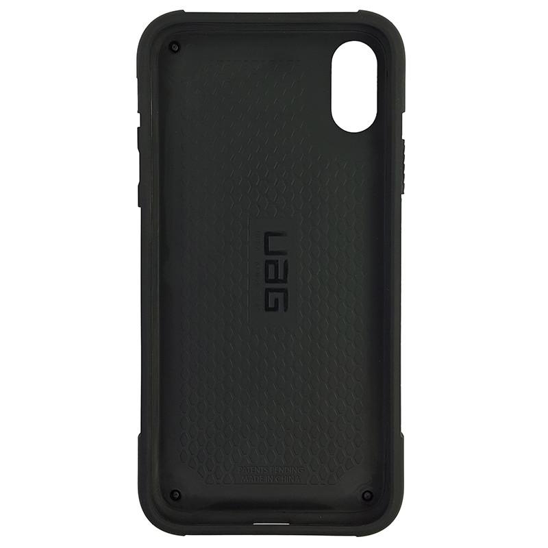 Чохол UAG Monarch iPhone X/XS Black (HC) - 4
