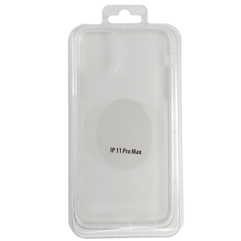 Чохол Molan Cano Hard Silicone Clear Case iPhone 11 Pro Max - 1