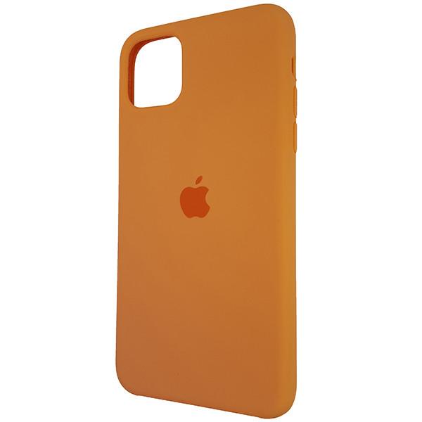 Чохол Copy Silicone Case iPhone 11 Pro Max Papaya (56) - 2