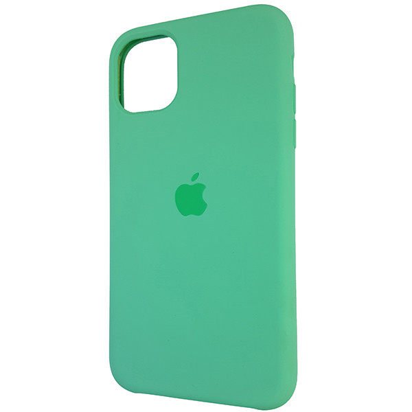 Чохол Copy Silicone Case iPhone 11 Sea Green (50) - 2