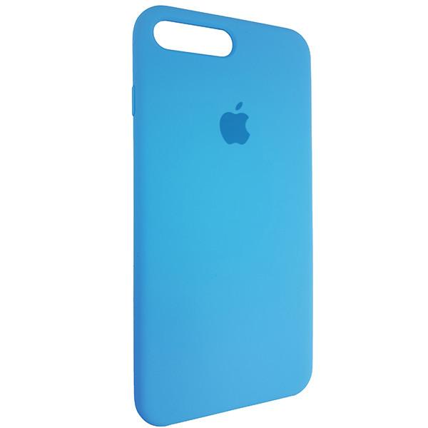 Чохол Copy Silicone Case iPhone 7/8 Plus Sky Blue (16) - 1