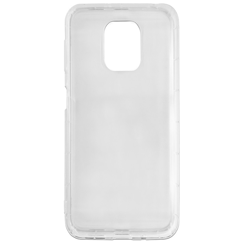 Чохол Molan Cano Hard Silicone Clear Case Xiaomi Note 9S/9 Pro - 1