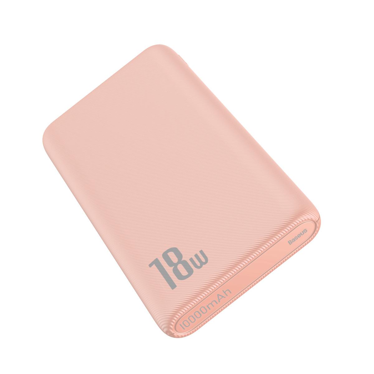 Power Bank Baseus Bipow PD+QC 10000mAh Pink - 3