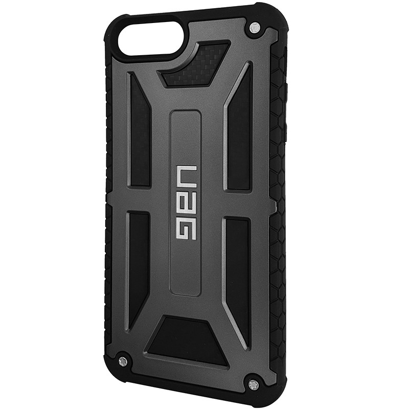 Чохол UAG Monarch iPhone 7/8 Plus Gray (HC) - 1