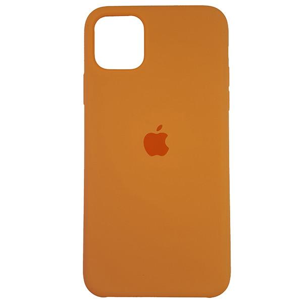 Чохол Copy Silicone Case iPhone 11 Pro Max Papaya (56) - 3