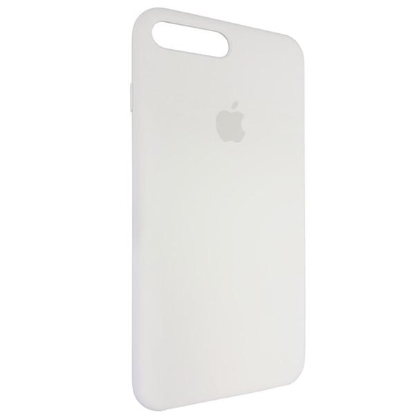 Чохол Copy Silicone Case iPhone 7/8 Plus White (9) - 1