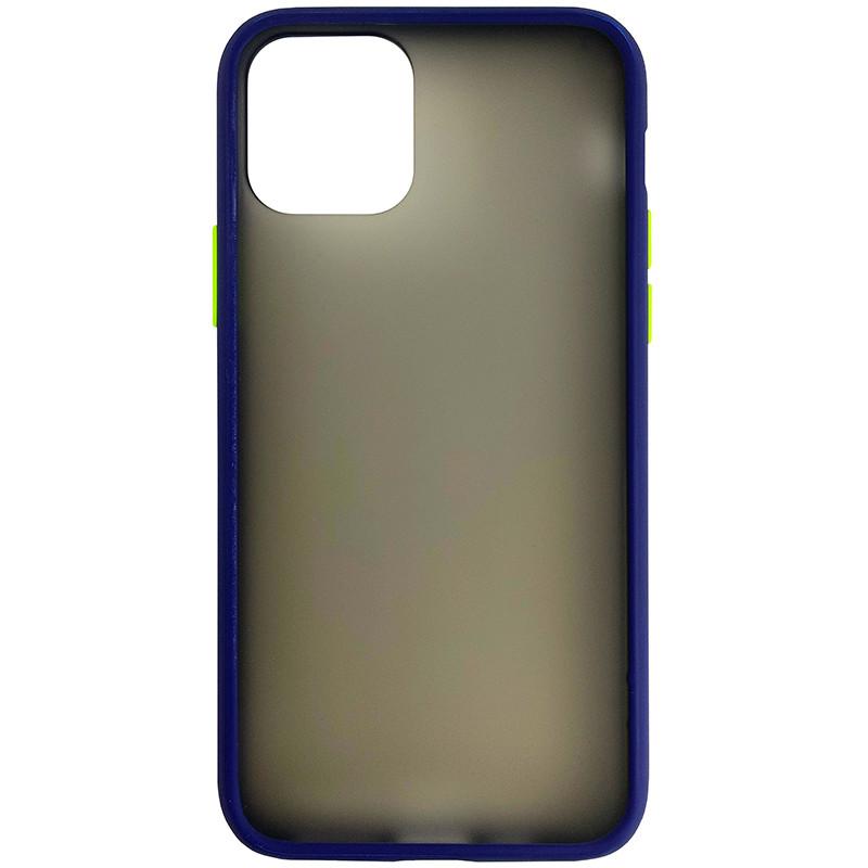 Чохол Totu Copy Gingle Series for iPhone 11 Pro Blue+Lighrt Green - 3