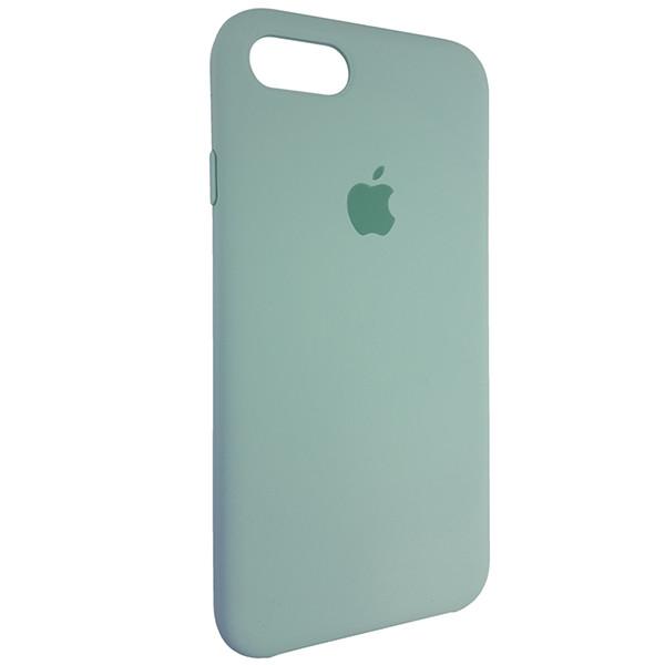 Чохол Copy Silicone Case iPhone 7/8 Mist Green (17) - 1