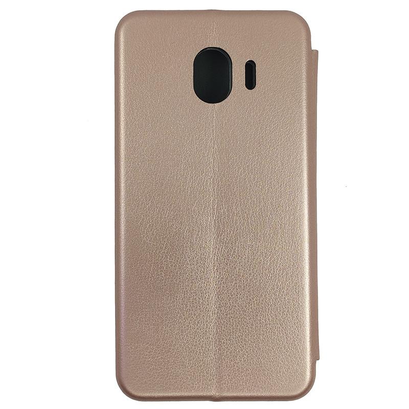 Чохол Book360 Samsung J4 2018 Gold - 1