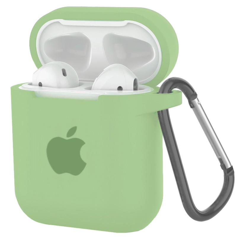 Silicone Case for AirPods Mint (1) - 1