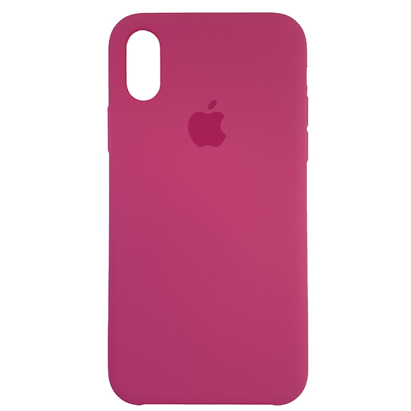 Чохол Copy Silicone Case iPhone X/XS Dragon Fruit (54) - 3
