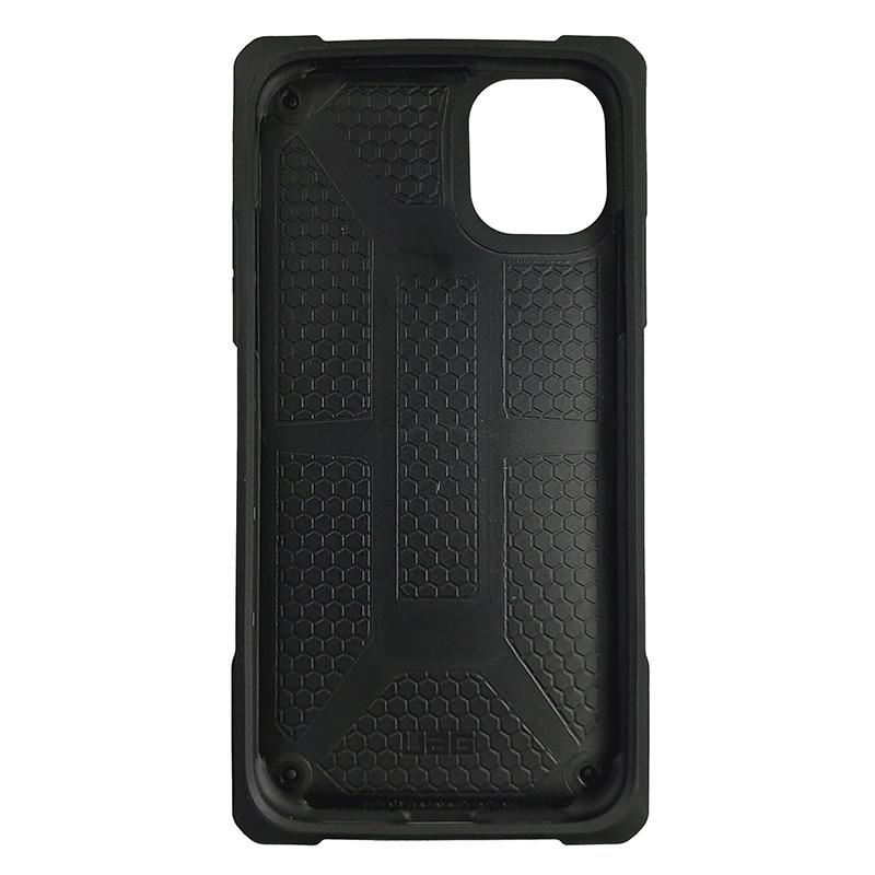 Чохол UAG Monarch iPhone 11 Black (HC) - 4