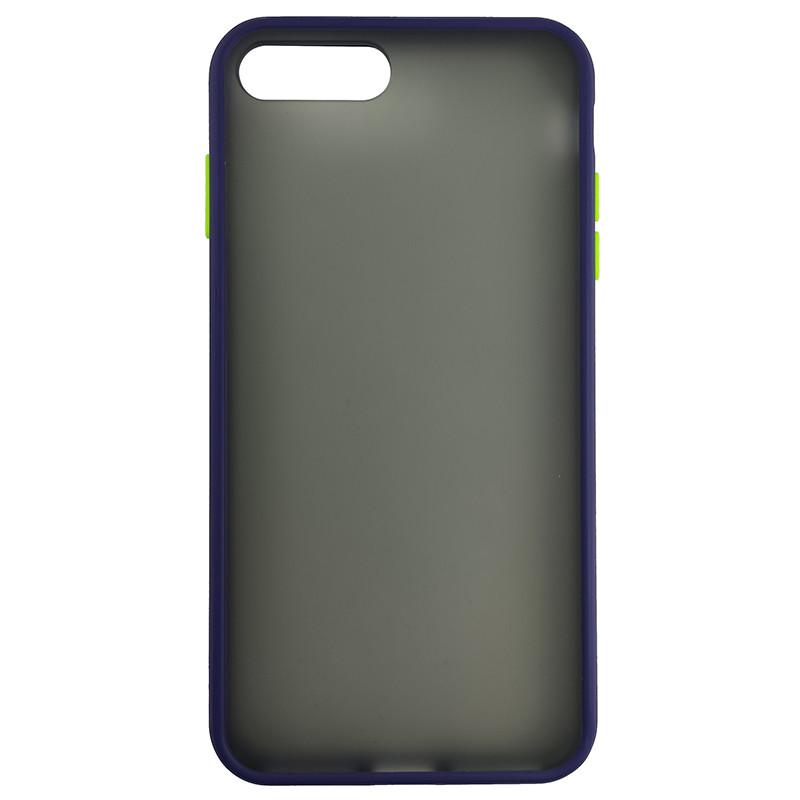 Чохол Totu Copy Gingle Series for iPhone 7/8 Plus Blue+Light Green - 2