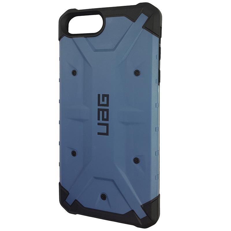 Чохол UAG Pathfinder iPhone 7/8 Plus Dark Blue (HC) - 1