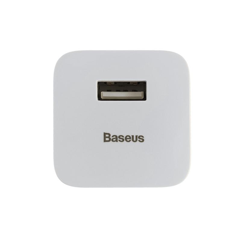 Зарядний пристрій Baseus Quick Charger, 12V, 2A - 3