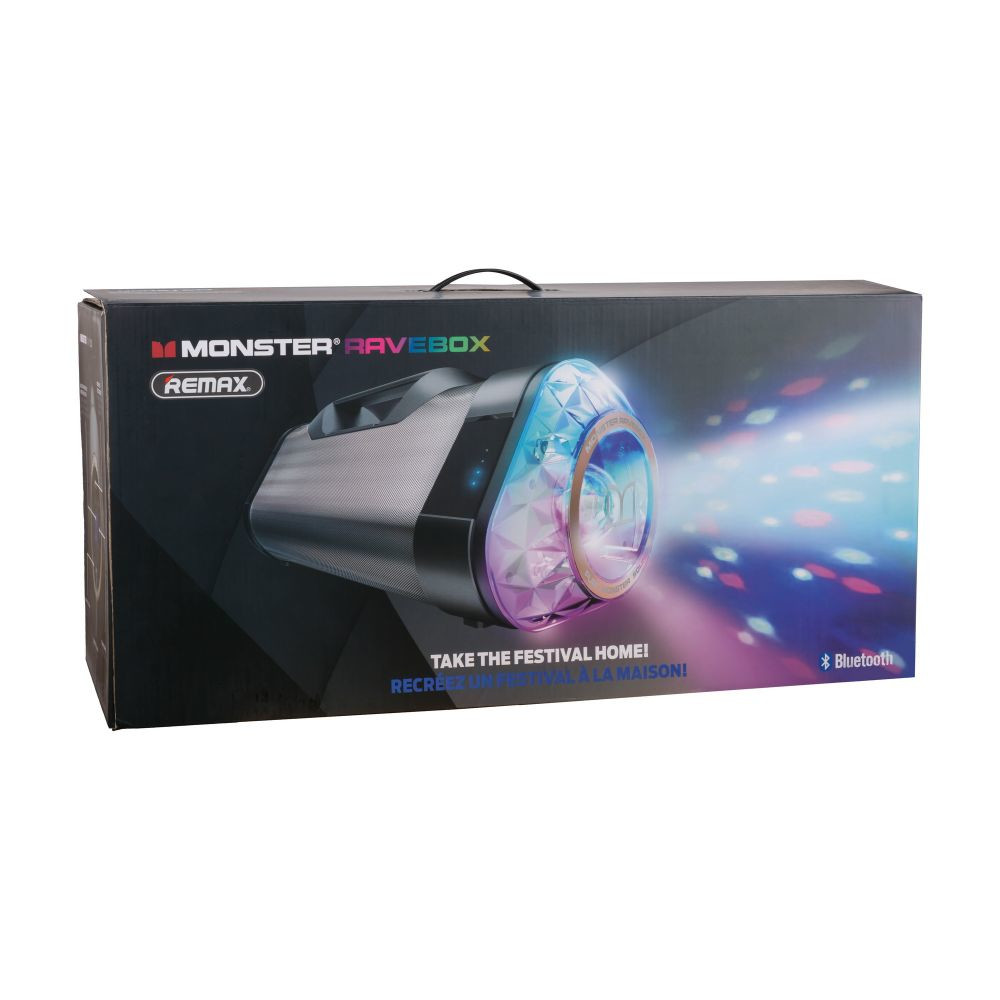 Акустична Система Remax RB-H30 Колір Сiрий - 2