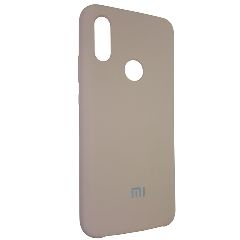 Чохол Silicone Case for Xiaomi Redmi 7 Sand Pink (19) - 2