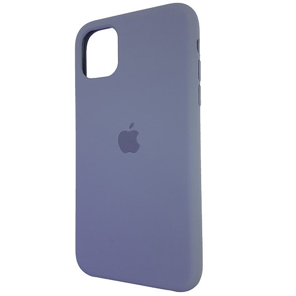 Чохол Copy Silicone Case iPhone 11 Gray (46) - 2