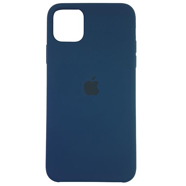 Чохол Copy Silicone Case iPhone 11 Pro Max Cosmos Blue (35) - 3