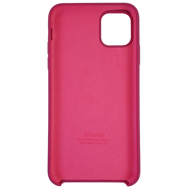 Чохол Copy Silicone Case iPhone 11 Pro Max Dragon Fruit (54) - 4
