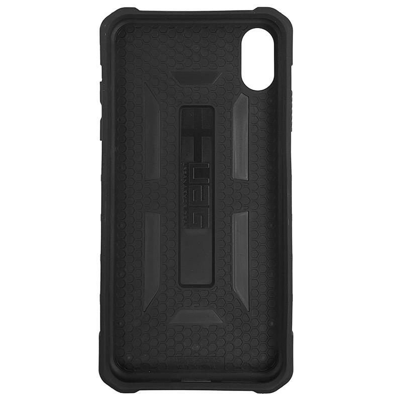 Чохол UAG Pathfinder iPhone XS Max Black (HC) - 4