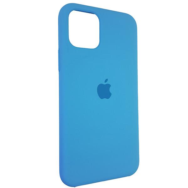 Чохол Copy Silicone Case iPhone 11 Pro Sky Blue (16) - 1