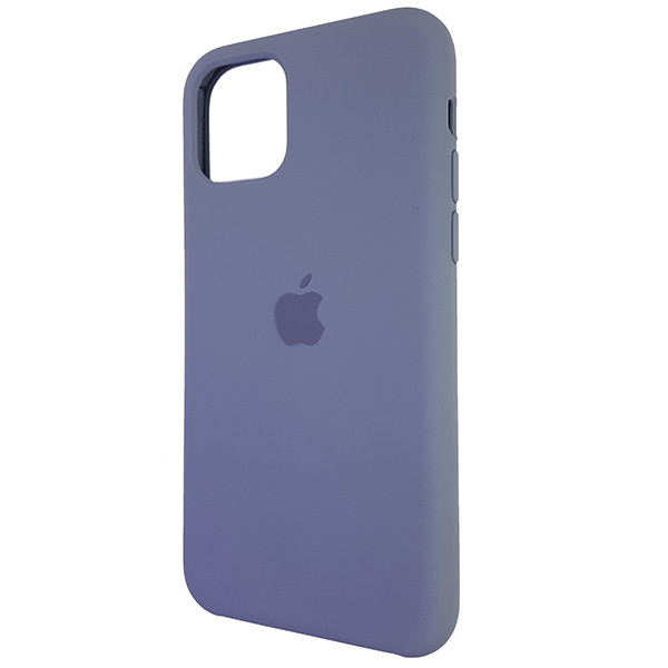 Чохол Copy Silicone Case iPhone 11 Pro Gray (46) - 2