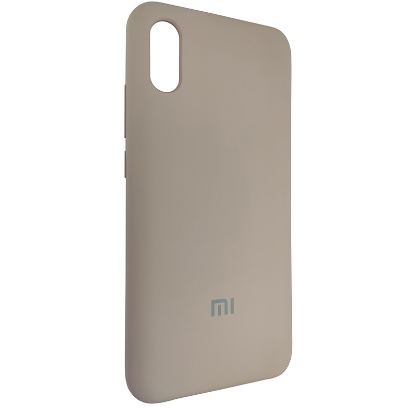 Чохол Silicone Case for Xiaomi Redmi 9A Sand Pink (19) - 2