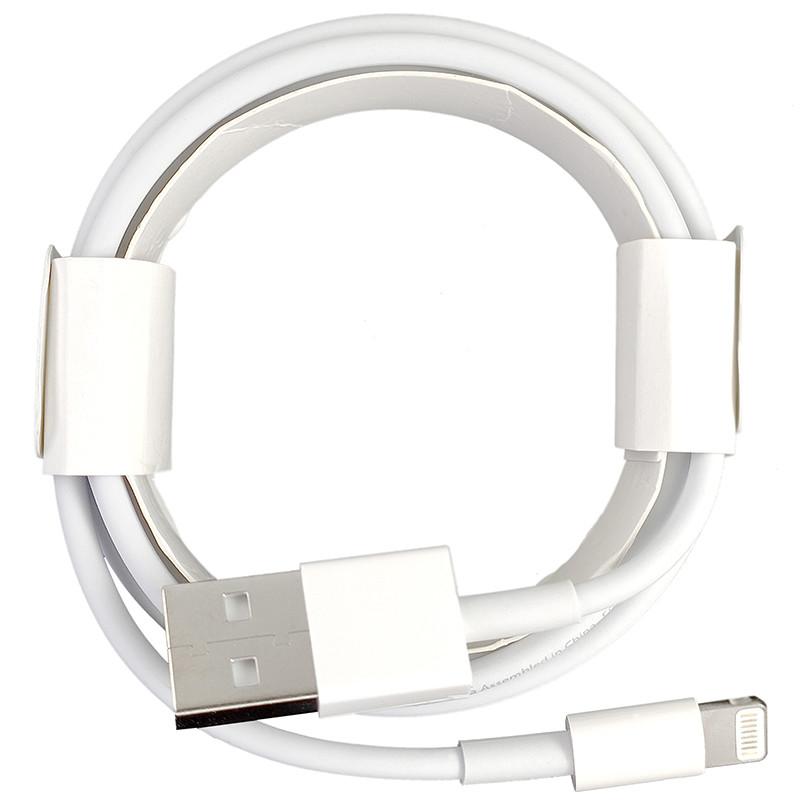 Кабель Apple Lightning 2m, (MD819ZM/A), White - 2