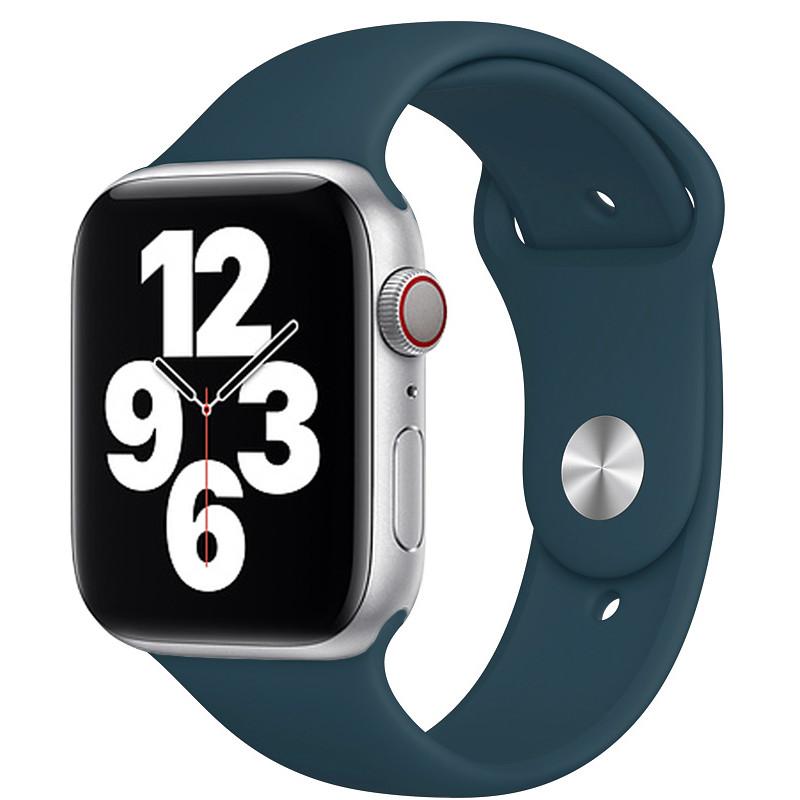 Ремінець для Apple Watch (38-40mm) Sport Band Cobalt Blue (20)  - 2