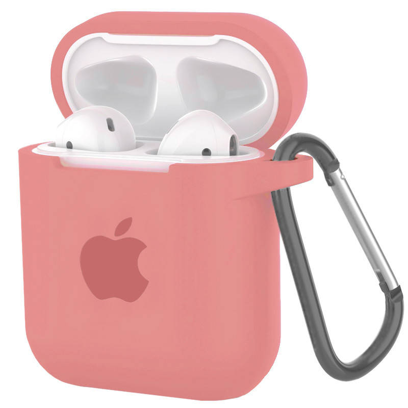 Silicone Case for AirPods Light Pink (6) - 1