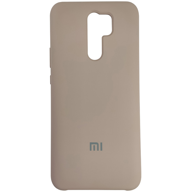 Чохол Silicone Case for Xiaomi Redmi 9 Sand Pink (19) - 1