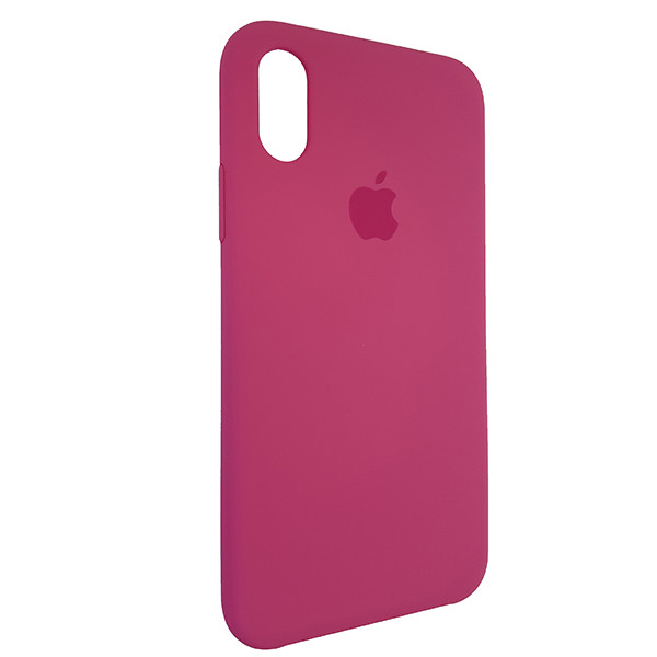 Чохол Copy Silicone Case iPhone X/XS Dragon Fruit (54) - 1