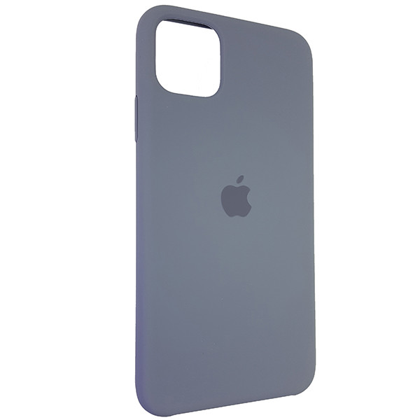 Чохол Copy Silicone Case iPhone 11 Pro Max Gray (46) - 1