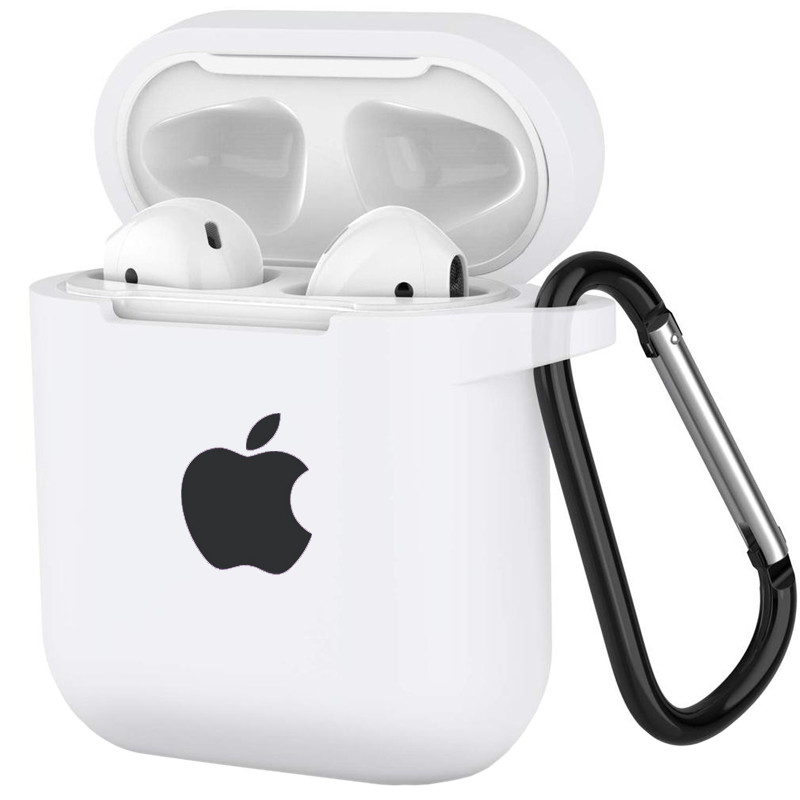 Silicone Case for AirPods Clear (0) - 1