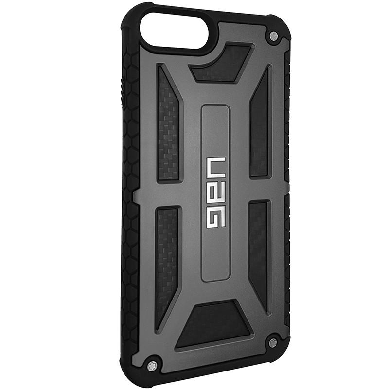Чохол UAG Monarch iPhone 7/8 Plus Gray (HC) - 2