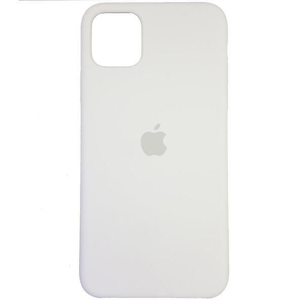 Чехол Copy Silicone Case iPhone 11 Pro Max White (9) - 3