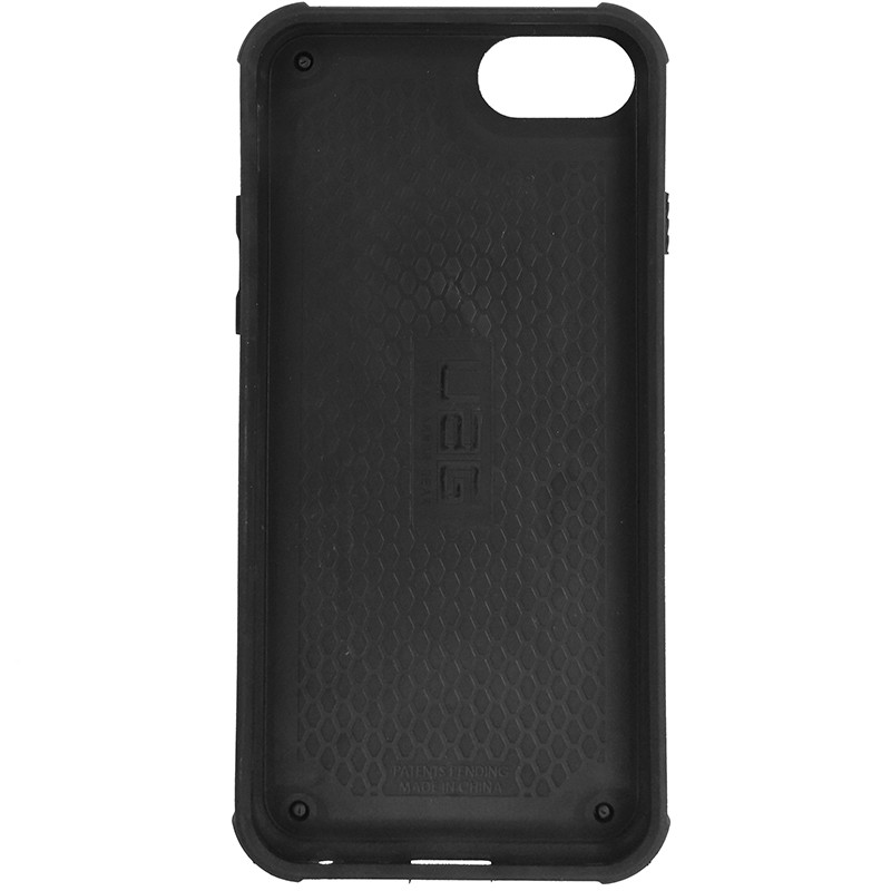 Чохол UAG Monarch iPhone 8 Black (HC) - 4