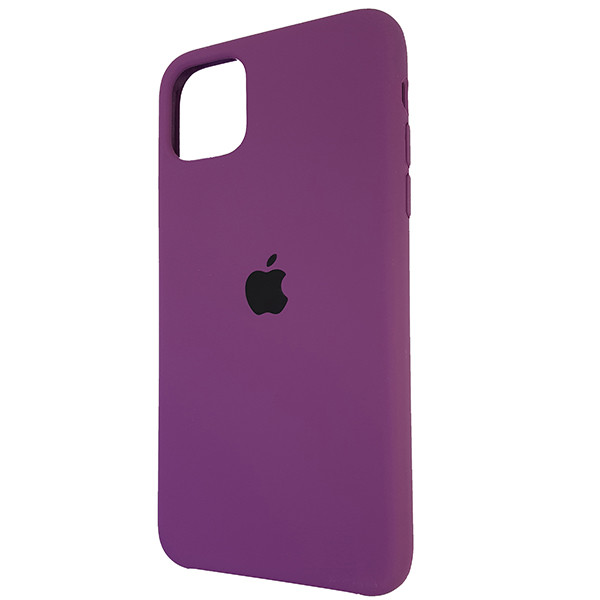 Чохол Copy Silicone Case iPhone 11 Pro Max Purpule (45) - 2