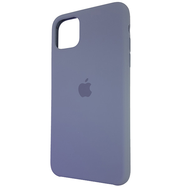 Чохол Copy Silicone Case iPhone 11 Pro Max Gray (46) - 2