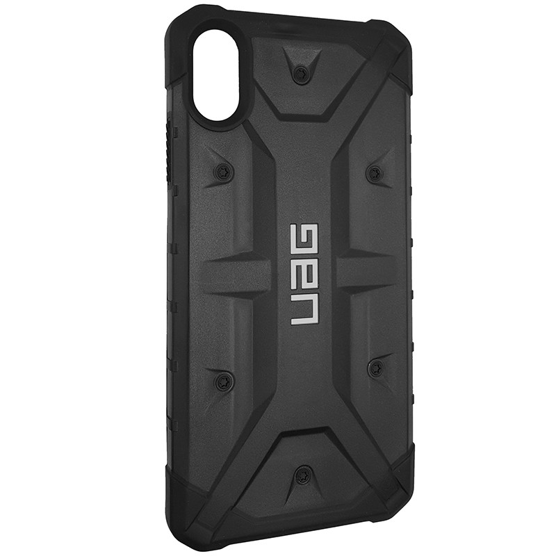 Чохол UAG Pathfinder iPhone XS Max Black (HC) - 2