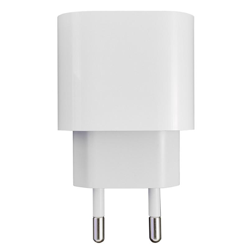 Зарядное устройство Apple 18W USB-C Power Adapter (MU7V2ZM/A) - 2