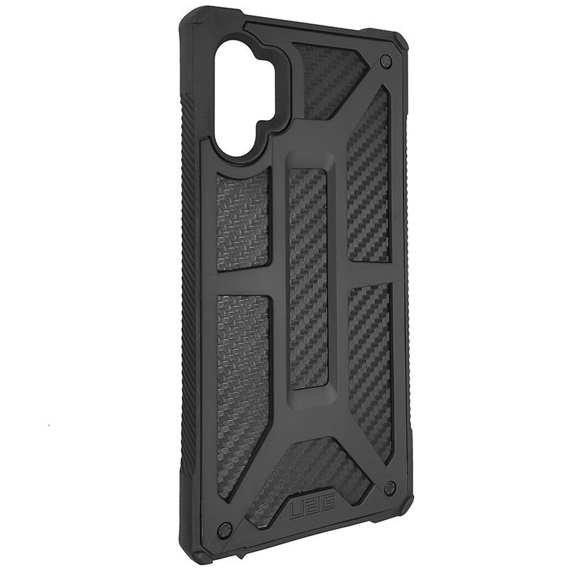 Чохол UAG Monarch Samsung Note 10+ Black (HC) - 2