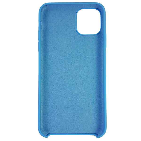 Чохол Copy Silicone Case iPhone 11 Pro Max Sky Blue (16) - 4
