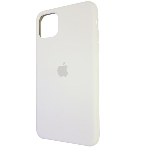 Чехол Copy Silicone Case iPhone 11 Pro Max White (9) - 2
