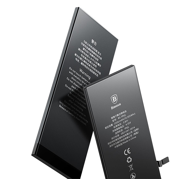 Акумулятор Baseus iPhone 6S (2200 mAh) High capacity - 2