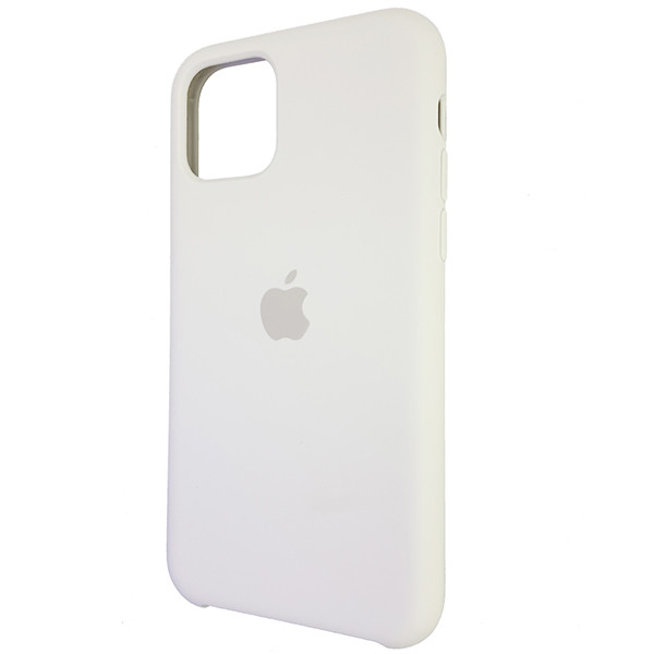 Чохол Copy Silicone Case iPhone 11 Pro White (9) - 2